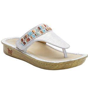 Alegria | Women's Vanessa Soiree Gold Sandals
